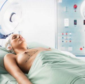 Анестезия, наркоз при проведении липофилинга молочных желёз