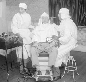 Операции по пластическому омоложению лица в истории